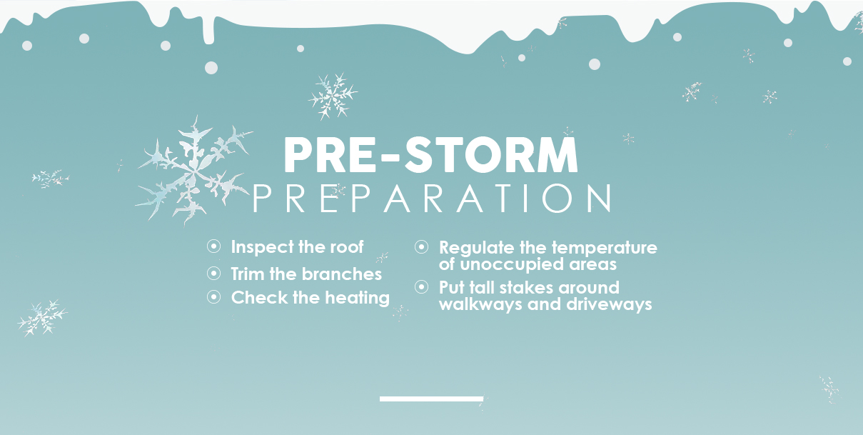Winter Storm Prep for Businesses