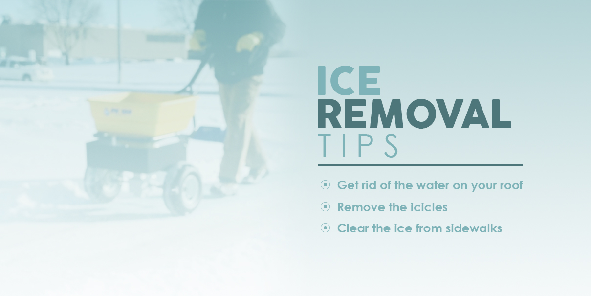 Tips for Ice Removal