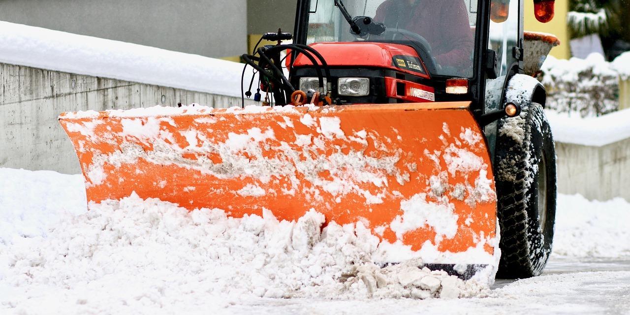 snow hauling services snow plow